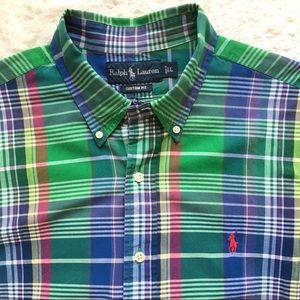 Polo Ralph Lauren Plaid Longsleeve Shirt